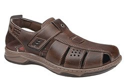 Brazylijskie Sandały PEGADA 132201 Brązowe