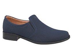 Półbuty Mokasyny komunijne wizytowe buty KMK 160 Granatowe
