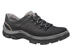 Półbuty buty trekkingowe KORNECKI 5329 Czarne