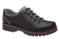 Półbuty buty trekkingowe KORNECKI 5330 Czarne