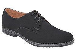 Półbuty komunijne wizytowe buty KMK 199 Czarne N