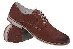 Półbuty sznurowane buty KRISBUT 9067-3