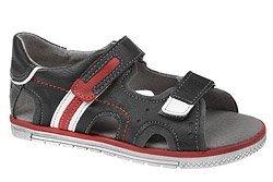 Sandałki dla chłopca KORNECKI 4537 Czarne