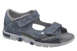 Sandałki dla chłopca KORNECKI 4759 Niebieskie