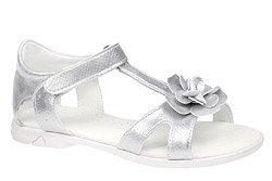 Sandałki dla dziewczynki KORNECKI 4319 Srebrne