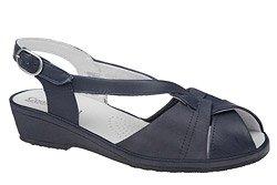 Sandały COMFORTABEL 710653-5 Granatowe