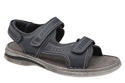 Sandały JOSEF SEIBEL 10112 Max 03 Granatowe
