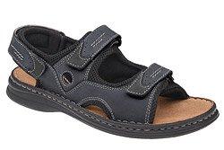 Sandały buty JOSEF SEIBEL 10236 Franklyn Granatowe