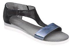 Sandały damskie VERONII 5208 Czarne
