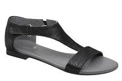 Sandały damskie VERONII 5381 Czarne L19