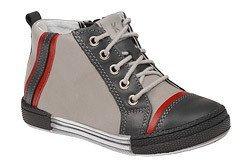Trzewiki nieocieplane buty KORNECKI 3884 skórzane