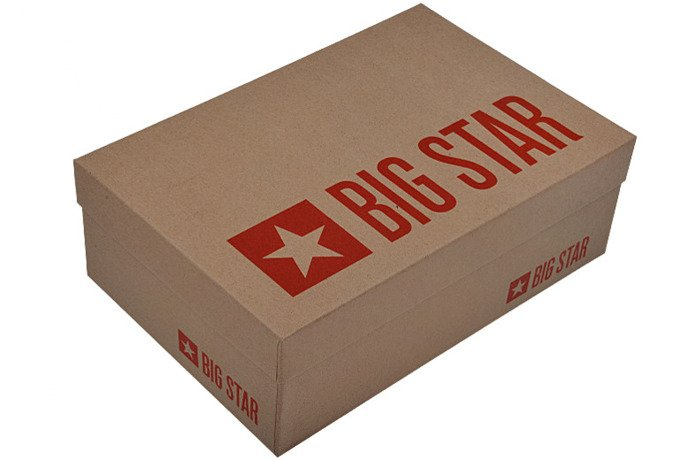 Botki Szpilki BIG STAR U274209 Czarne