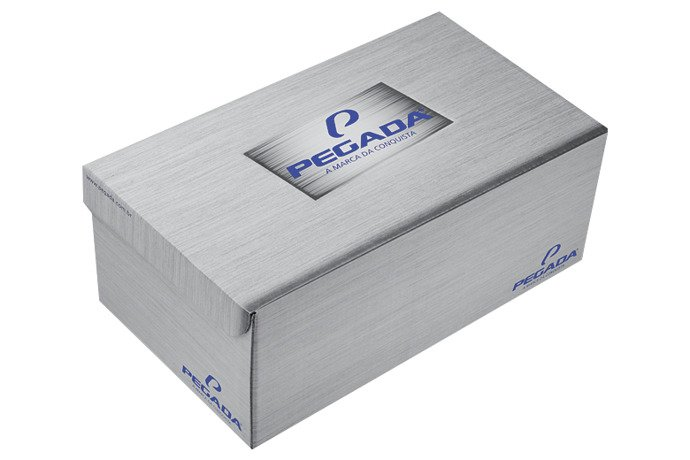Brazylijskie Klapki Japonki PEGADA 30655 Brązowe