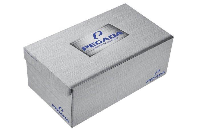 Brazylijskie Klapki PEGADA 132701 Popielate