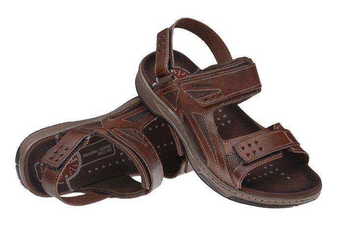 Brazylijskie Sandały PEGADA 132207 Brązowe