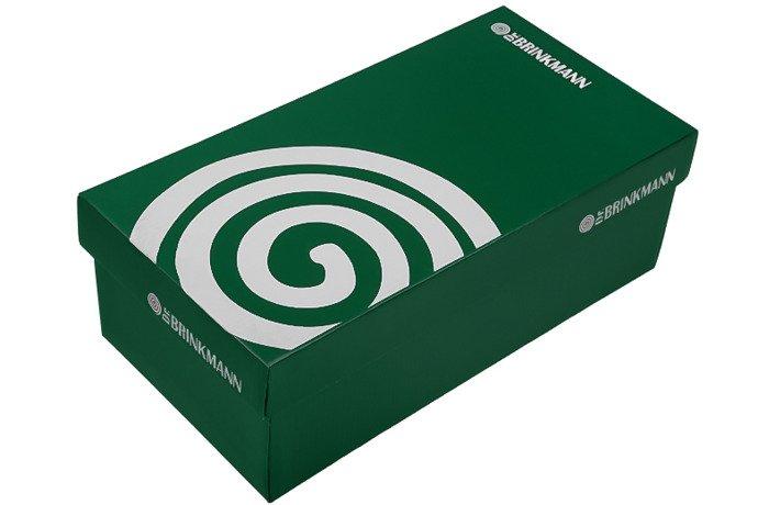 Klapki Dr Brinkmann 600431-5 Granatowe Multi