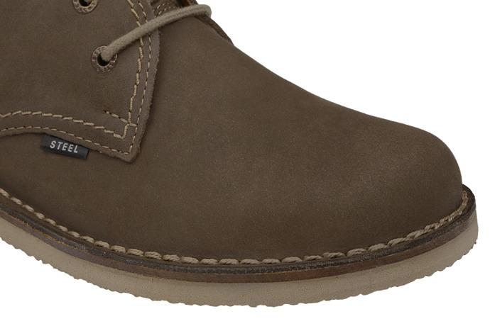 Kultowe trzewiki buty STEEL 284-24