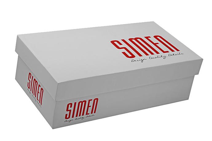Mokasyny wsuwane SIMEN 6873 Rude
