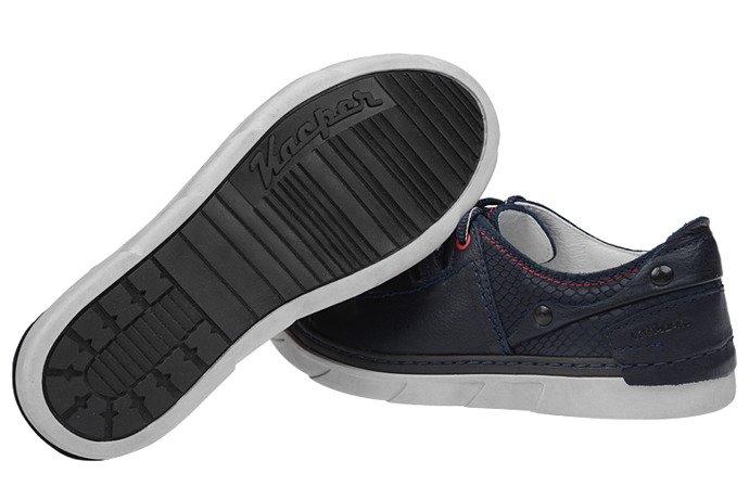 Półbuty sznurowane buty KACPER 2-5301