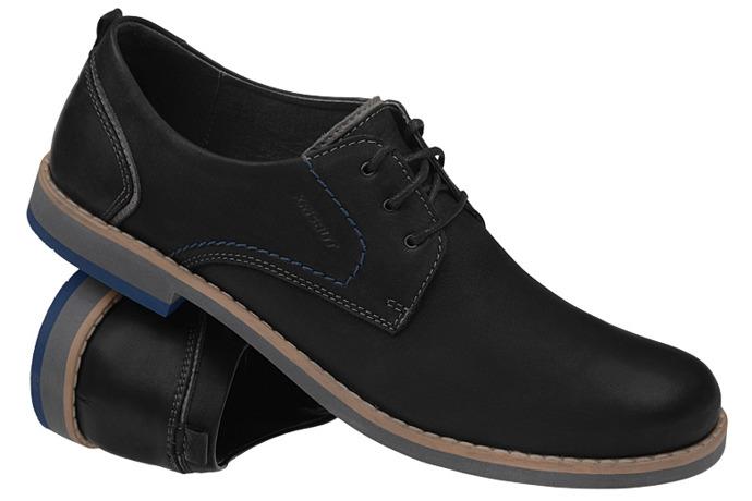 Półbuty sznurowane buty KRISBUT 9080-1-1