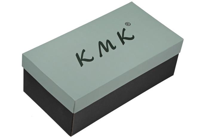 Półbuty komunijne wizytowe KMK 99 Czarne N