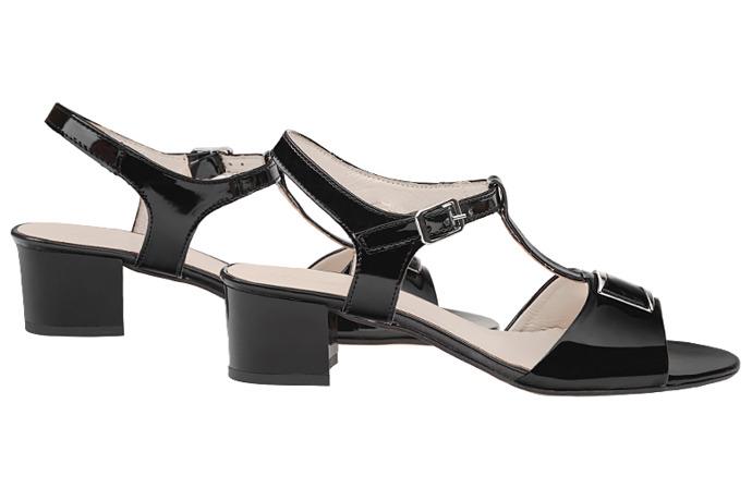 Sandałki Lakierki VERONII 4778