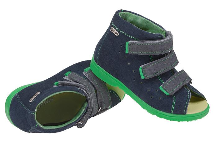 Sandałki Profilaktyczne Ortopedyczne DAWID 1041