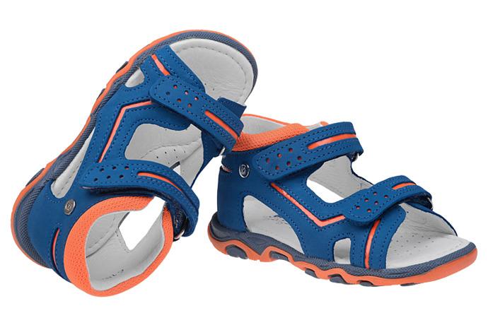 Sandałki na rzepy BARTEK 61825