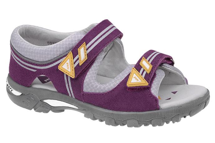 Sandałki na rzepy BARTEK 69128
