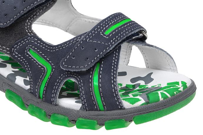 Sandałki na rzepy BARTEK 69158