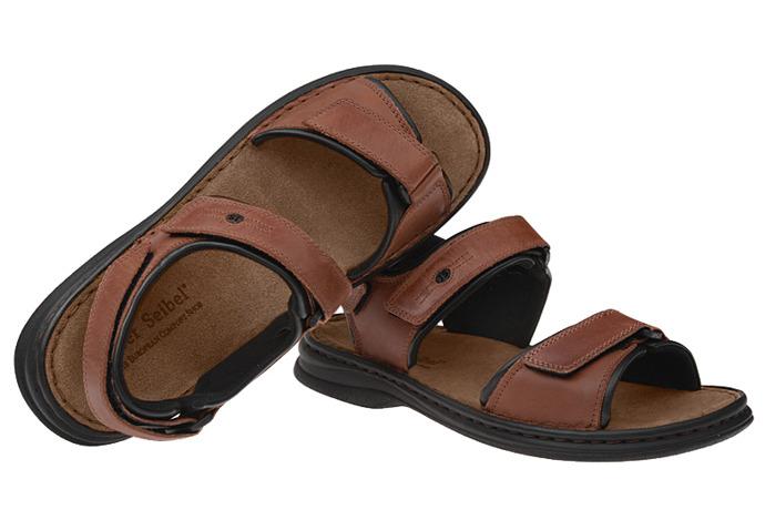 Sandały JOSEF SEIBEL 10104 Rafe Choco Brąz