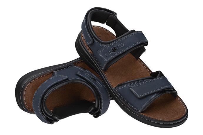 Sandały JOSEF SEIBEL 10104 Rafe Granatowe