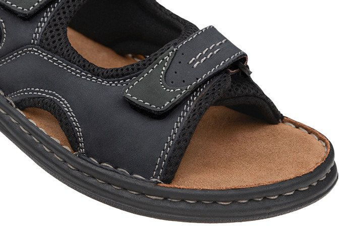 Sandały JOSEF SEIBEL 10236 Franklyn Granatowe
