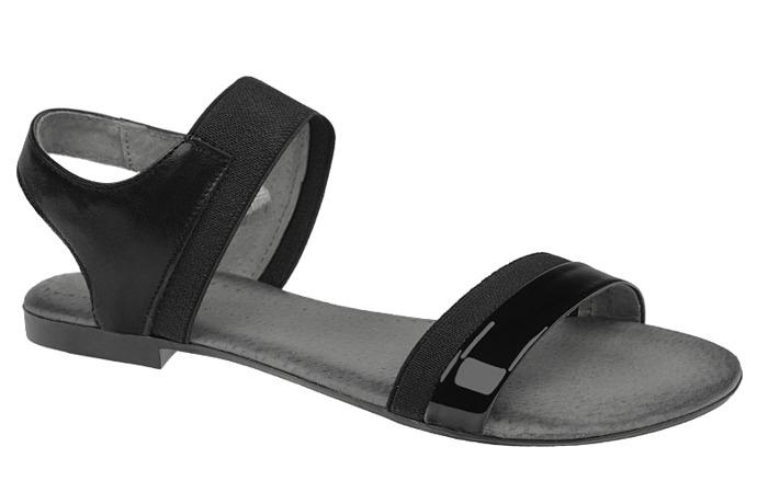 Sandały damskie VERONII 3996 Czarne