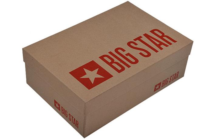Szpilki wieczorowe Czółenka BIG STAR U274211