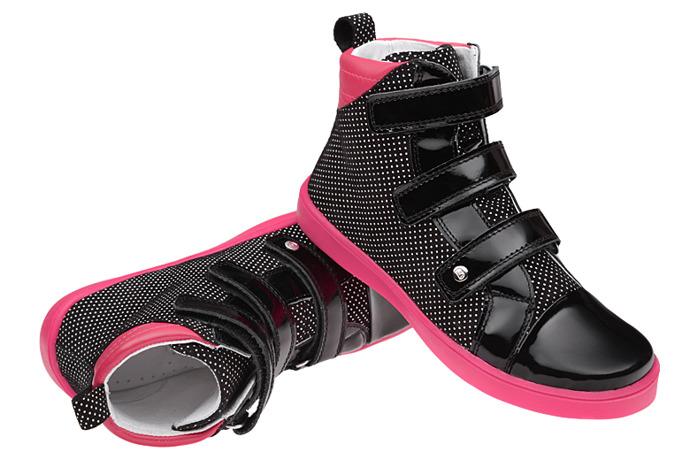 Trzewiki nieocieplane buty BARTEK 17364 Czarne