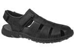 Sandały Buty JOSEF SEIBEL 36494 Carlton Czarne