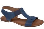 Sandały damskie VERONII 3495 Błękitne